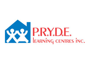 PRYDE child care logo